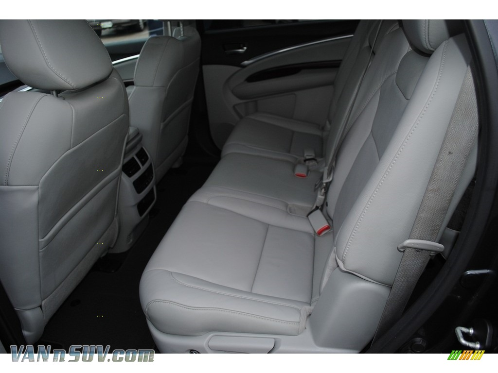 2015 MDX SH-AWD Technology - Graphite Luster Metallic / Graystone photo #26