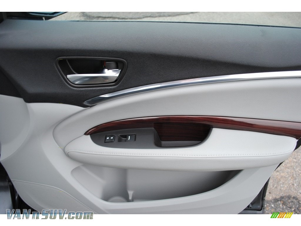 2015 MDX SH-AWD Technology - Graphite Luster Metallic / Graystone photo #30