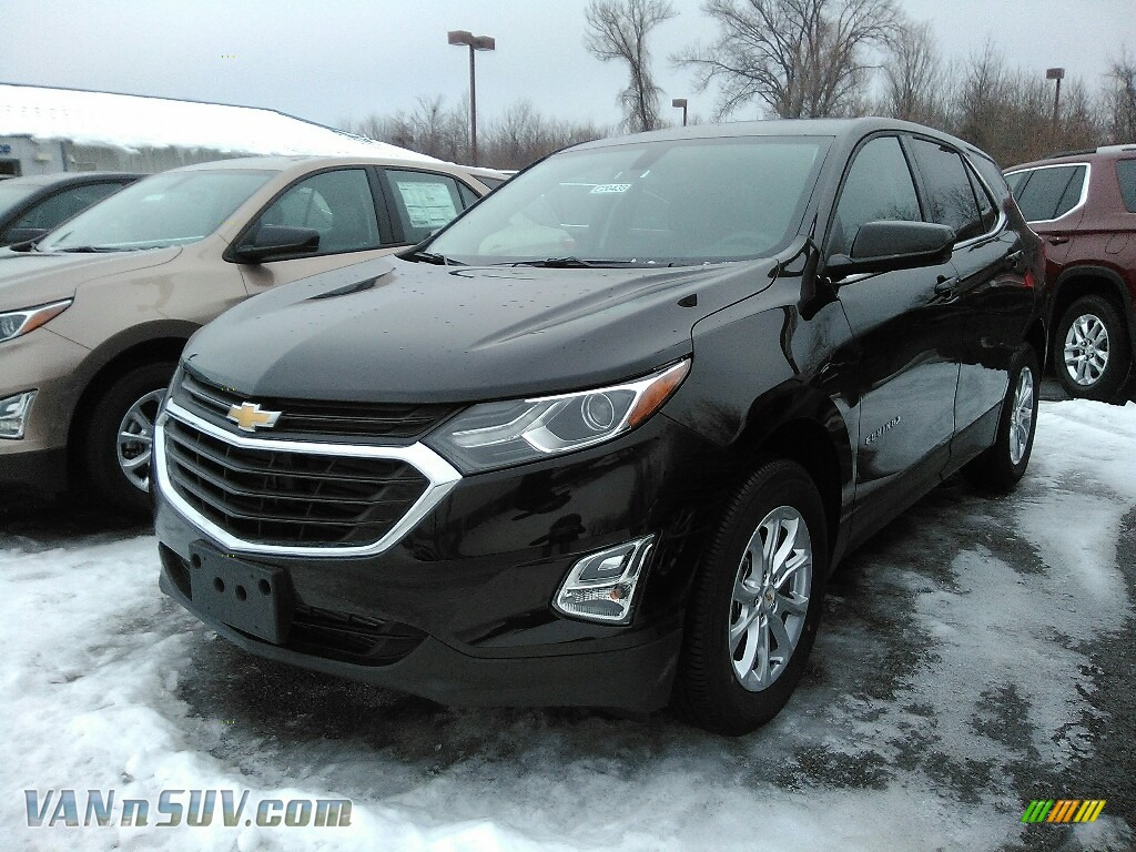 2018 Equinox LT AWD - Mosaic Black Metallic / Jet Black photo #1