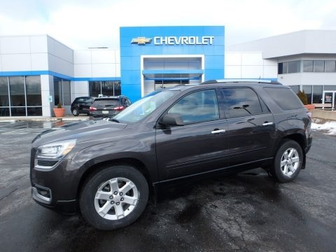 Iridium Metallic 2015 GMC Acadia SLE AWD