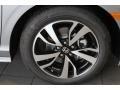 Honda Odyssey Elite Lunar Silver Metallic photo #8