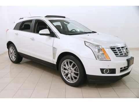 Platinum Ice Tricoat 2015 Cadillac SRX Performance AWD