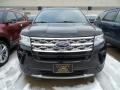 Ford Explorer XLT 4WD Shadow Black photo #2