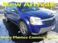 Chevrolet Equinox LT AWD Laser Blue Metallic photo #1