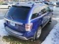 Chevrolet Equinox LT AWD Laser Blue Metallic photo #10