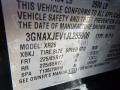 Chevrolet Equinox LT Mosaic Black Metallic photo #17