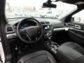 Ford Explorer Sport 4WD White Platinum photo #12