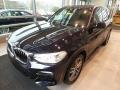 BMW X3 xDrive30i Carbon Black Metallic photo #3