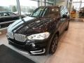 BMW X5 xDrive35i Black Sapphire Metallic photo #3