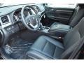 Toyota Highlander Limited AWD Midnight Black Metallic photo #5