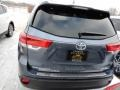 Toyota Highlander XLE AWD Shoreline Blue Pearl photo #5
