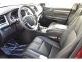 Toyota Highlander SE AWD Ooh La La Rouge Mica photo #5
