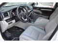 Toyota Highlander XLE AWD Blizzard White Pearl photo #5