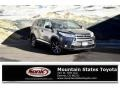 Toyota Highlander XLE AWD Predawn Gray Mica photo #1