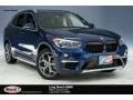 BMW X1 sDrive28i Mediterranean Blue Metallic photo #1