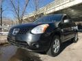 Nissan Rogue S AWD Wicked Black photo #3