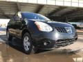 Nissan Rogue S AWD Wicked Black photo #4