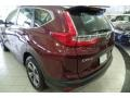 Honda CR-V LX AWD Basque Red Pearl II photo #7