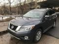 Nissan Pathfinder SL 4x4 Arctic Blue Metallic photo #1