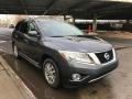 Nissan Pathfinder SL 4x4 Arctic Blue Metallic photo #2