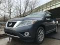 Nissan Pathfinder SL 4x4 Arctic Blue Metallic photo #3