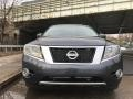 Nissan Pathfinder SL 4x4 Arctic Blue Metallic photo #6