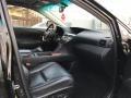 Lexus RX 350 AWD Black Sapphire Pearl photo #30