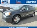 Chrysler Town & Country Touring - L Dark Charcoal Pearl photo #1