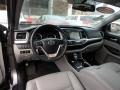 Toyota Highlander XLE Predawn Gray Mica photo #8