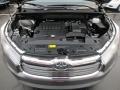 Toyota Highlander XLE Predawn Gray Mica photo #18