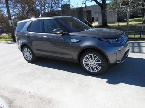Corris Grey 2017 Land Rover Discovery HSE Luxury