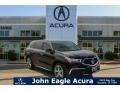 Acura MDX AWD Crystal Black Pearl photo #1