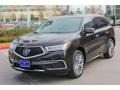 Acura MDX AWD Crystal Black Pearl photo #3
