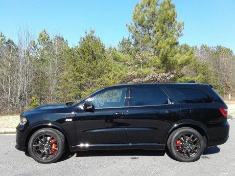 DB Black Crystal 2018 Dodge Durango SRT AWD