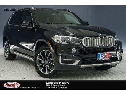 Black Sapphire Metallic 2018 BMW X5 sDrive35i