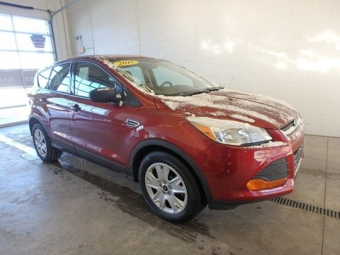 Sunset Metallic 2015 Ford Escape S