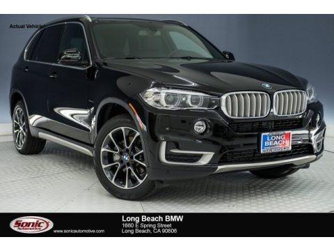 Jet Black 2018 BMW X5 sDrive35i