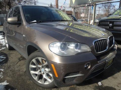 Sparkling Bronze Metallic 2013 BMW X5 xDrive 35i Premium