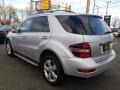 Mercedes-Benz ML 350 4Matic Iridium Silver Metallic photo #3