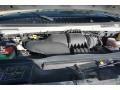 Ford E Series Van E350 XLT Passenger Ingot Silver Metallic photo #49
