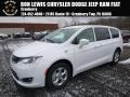 Chrysler Pacifica Hybrid Touring Plus Bright White photo #1