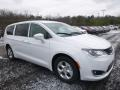 Chrysler Pacifica Hybrid Touring Plus Bright White photo #7