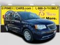 Chrysler Town & Country Touring True Blue Pearl photo #1