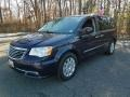 Chrysler Town & Country Touring True Blue Pearl photo #3