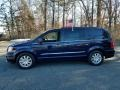 Chrysler Town & Country Touring True Blue Pearl photo #4