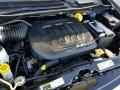 Chrysler Town & Country Touring True Blue Pearl photo #11