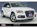 Audi Q5 3.0 TDI Premium Plus quattro Ibis White photo #1