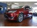 Chrysler Pacifica Limited Velvet Red Pearl photo #3