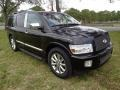 Infiniti QX 56 Liquid Onyx Black photo #14