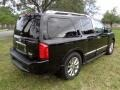 Infiniti QX 56 Liquid Onyx Black photo #20